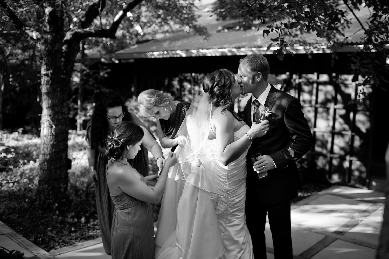 Boulder Wedding Heidi Wayne Are Married Along The