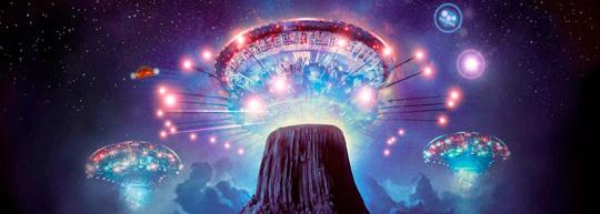 Encuentros en la tercera fase, de Steven Spielberg - Cine de Escritor