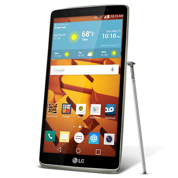 Spring Brings the LG G Stylo, Lumia 640, Alcatel Idol 3 and