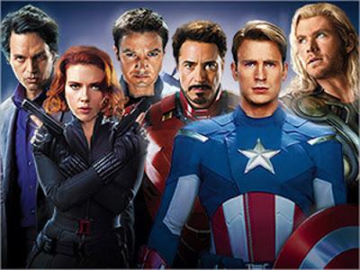 Primul Trailer Pentru Filmul The Avengers Este Aici!