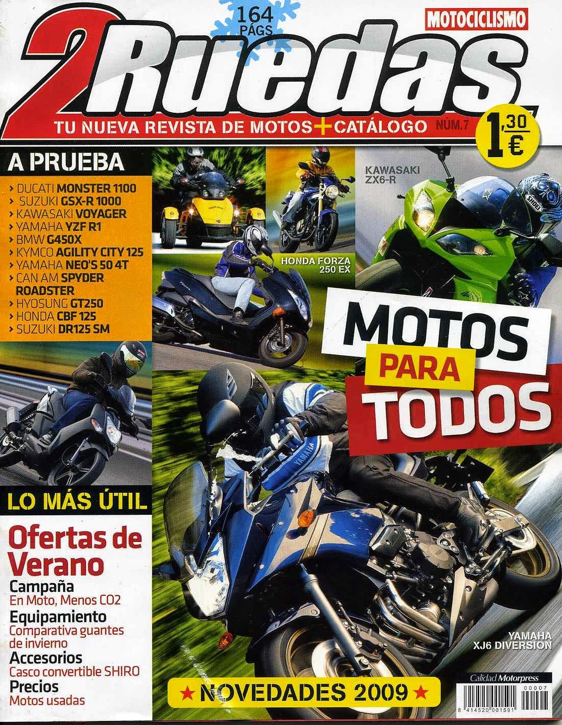 1aa7f32c23f Vaya motos que se ven por las portadas