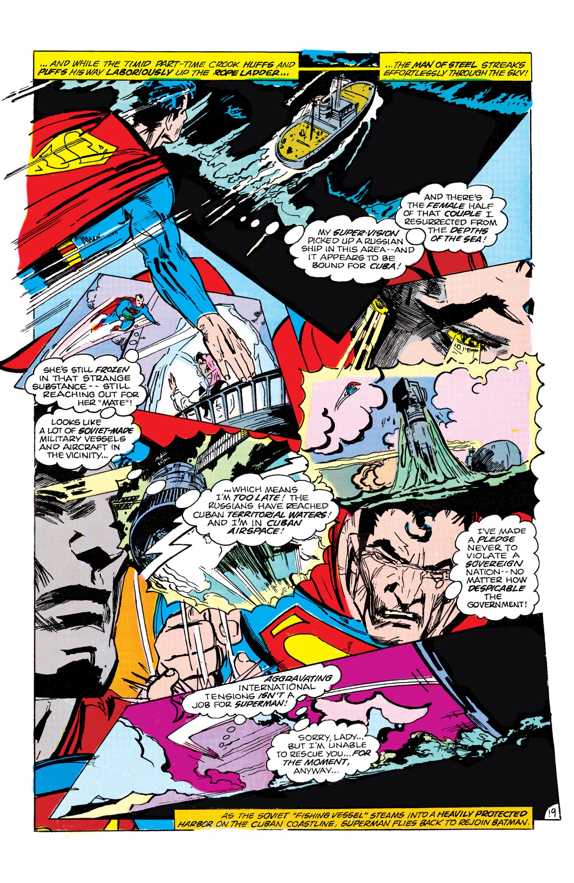 Read online World's Finest Comics comic -  Issue #305 - 20