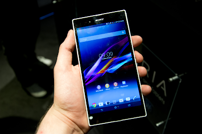 Dien thoai Sony xperia z ultra chinh hang