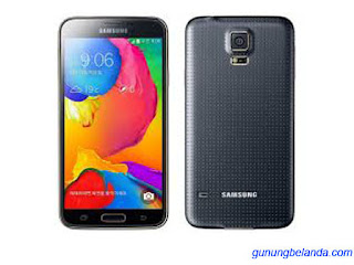 Cara Flashing Samsung Galaxy S5 SM-G900M