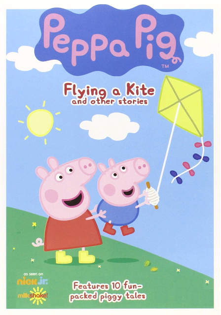 Peppa Pig: Flying a Kite and other Stories [Latino]