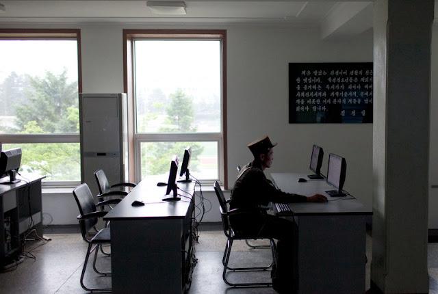 قراصنة كوريا الشمالية