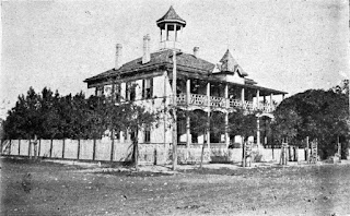 Kerrville's Tivy Hotel, in 1899