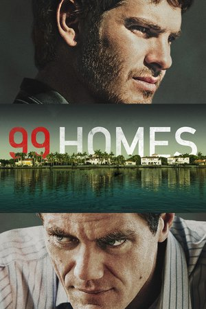 Poster 99 Homes 2014