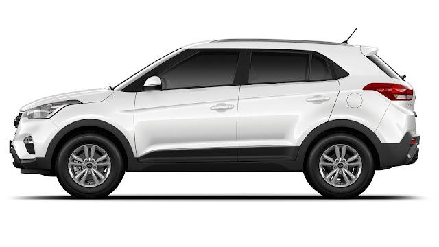 Hyundai Creta 2019 Automático Smart: preço R$ 83 mil