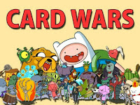 Free Download Card Wars Adventure Time MOD APK 1.11.0 Terbaru