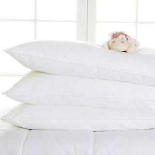 Duvet Pillow Cosy Nights, Cot Bed,cotton,comfort,Machine Washable,anty allergy £8.99