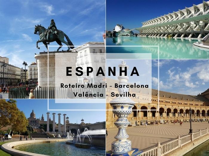 Roteiro de 15 dias pela Espanha