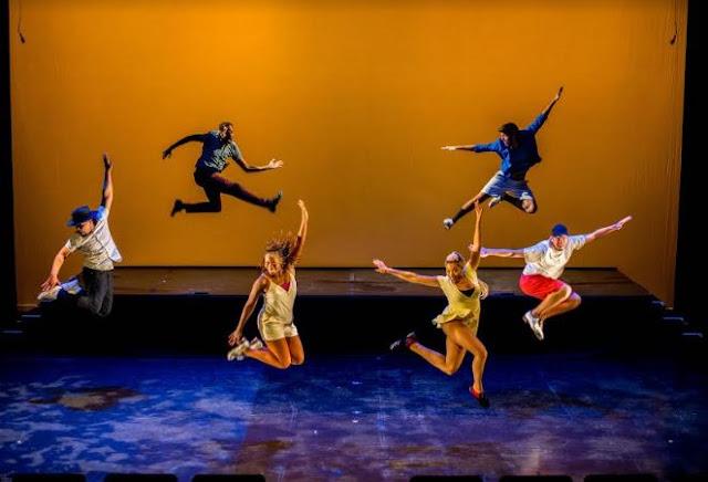 "Espetáculo ""Gala Tap In Rio"" traz o sapateado para o palco do teatro Fashion Mall"