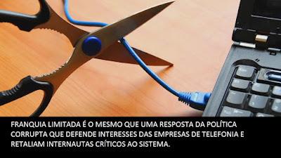 Senado aprova fim do limite de internet fixa no Brasil em 2017