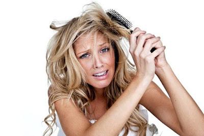 Cara Alami Agar Rambut Tidak Kering