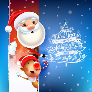 صور تهنئة بابا نويل 2021