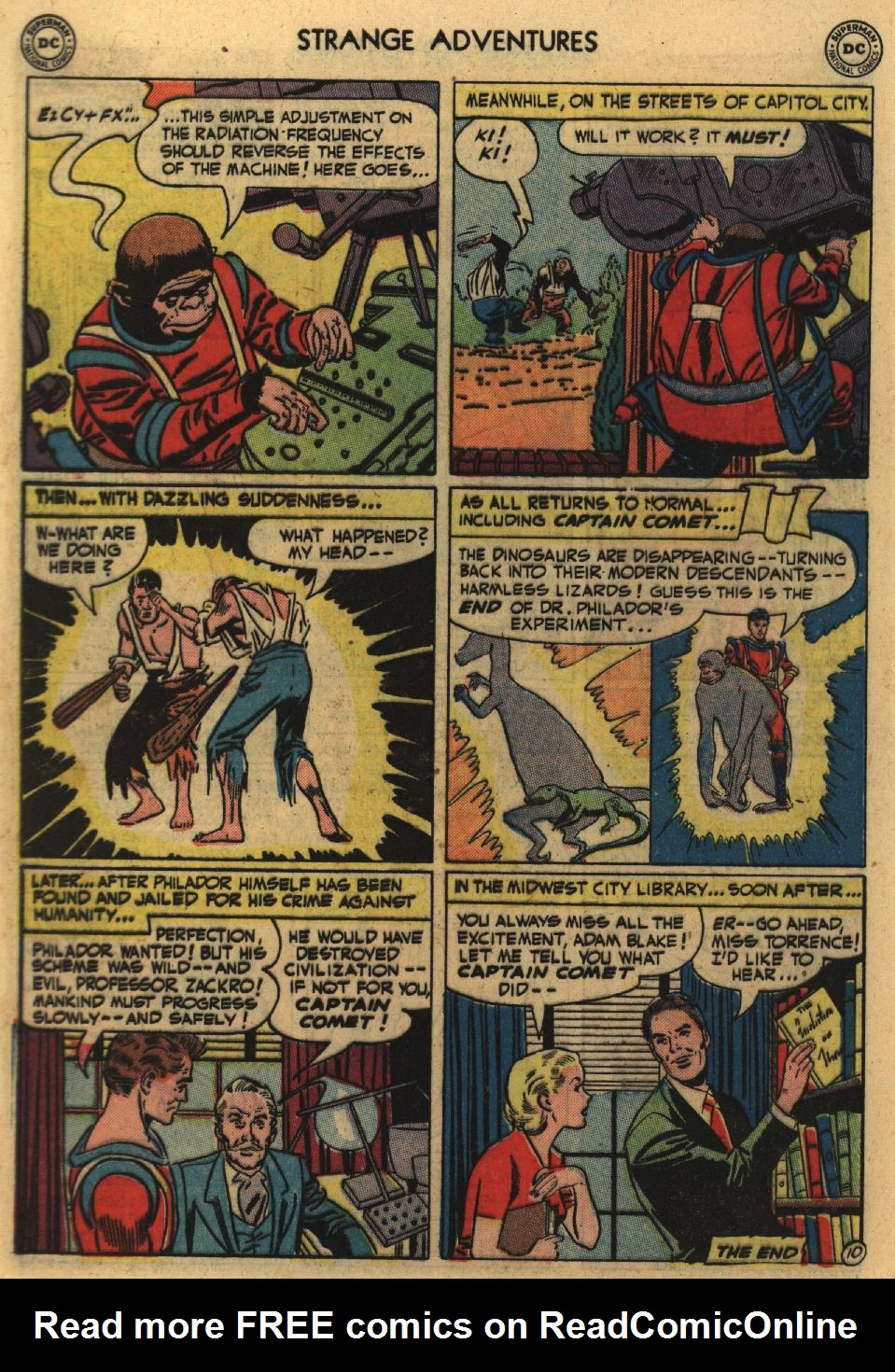 Strange Adventures (1950) issue 11 - Page 12
