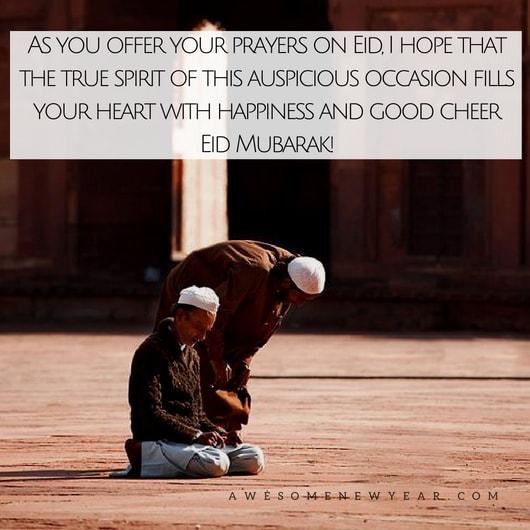 Eid-ul-Fitr Messages