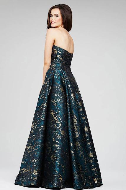 vestidos de gala para bodas