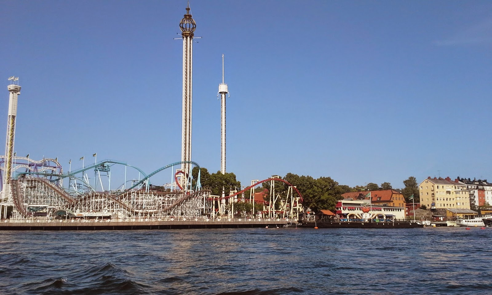 Parc Attraction Stockholm