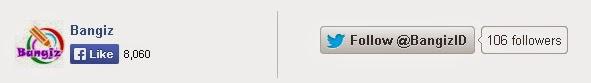 Cara Memasang Widget Facebook dan Twitter di Blog
