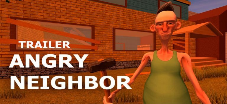 Angry Neighbor v3 2 Apk for android - GAHISE