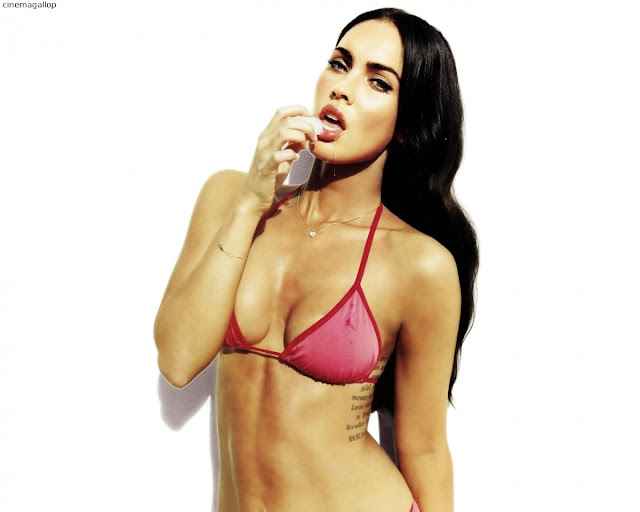 88297f271baad3398e953ca89e95589e - 50 Hottest Bikini Pictures OF MeganFox |Best Lingerie Photoshoot & HD Wallpapers made your Jaw Drop