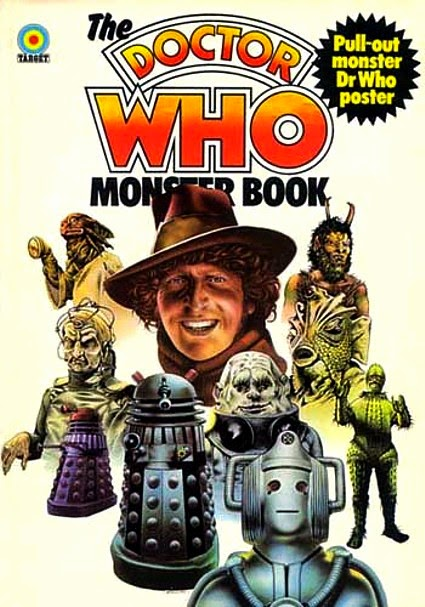 Doctor Who Monster Book, Chris Achilleos