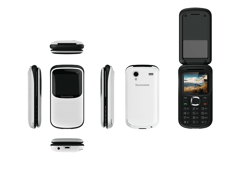 Starmobile announces UNO F301 flip phone, priced at PHP 899!