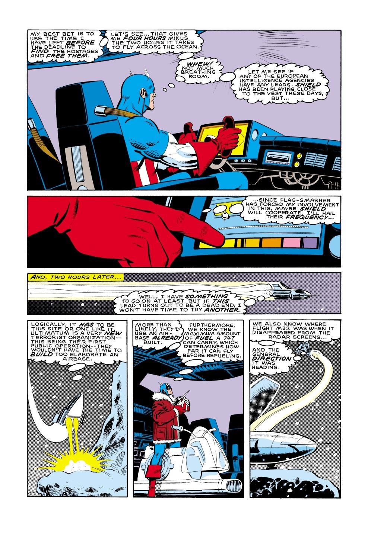 Captain America (1968) Issue #321 #249 - English 12