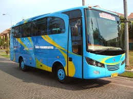 Transportasi Bus Alas Prambon Outbound