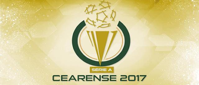 Cearense 2017 começa dia 22 de Janeiro, Horizonte estreia fora de casa.