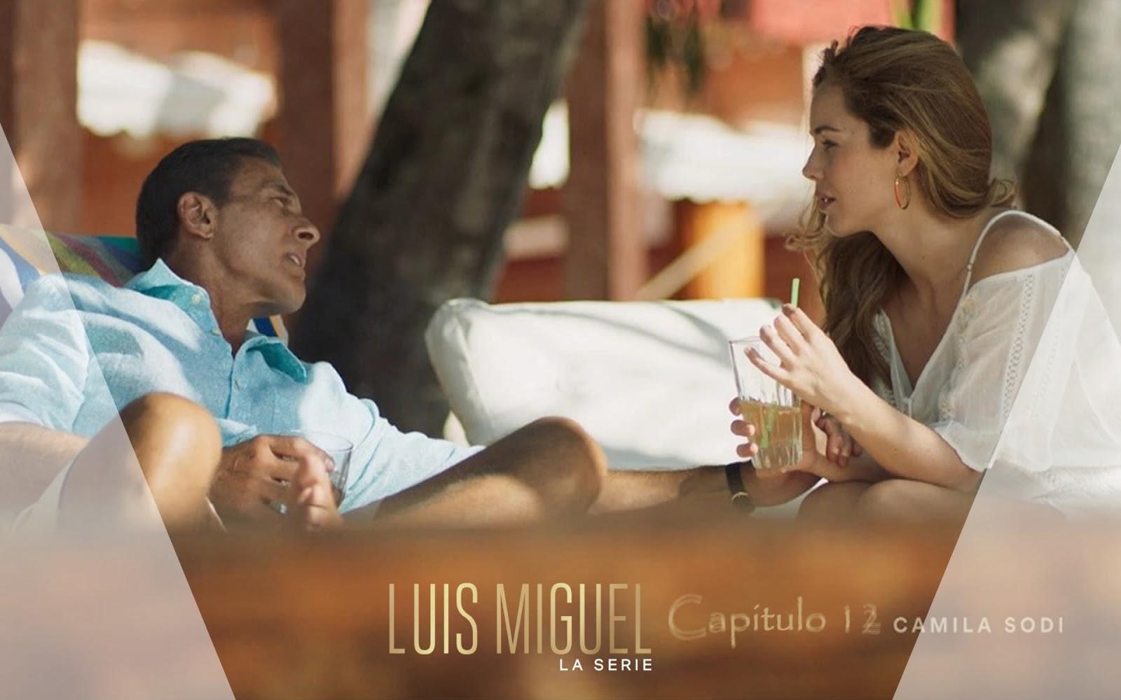 Luis Miguel LA SERIE Capítulo 12