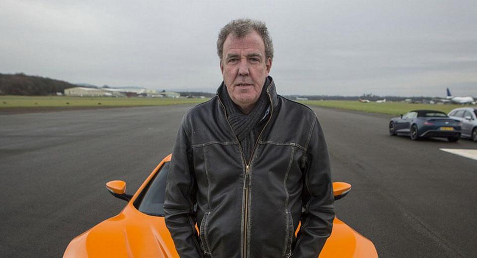 An autonomous vehicle almost killed Jeremy Clarkson
