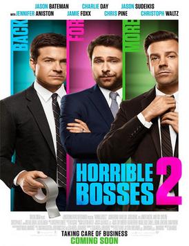 Quiero Matar a mi Jefe 2 (2014) [DVDRip] [1 Link] [Latino]