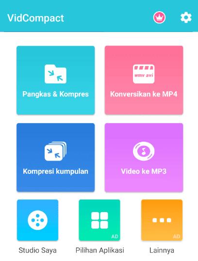 Mengurangi Size Video WhatsApp