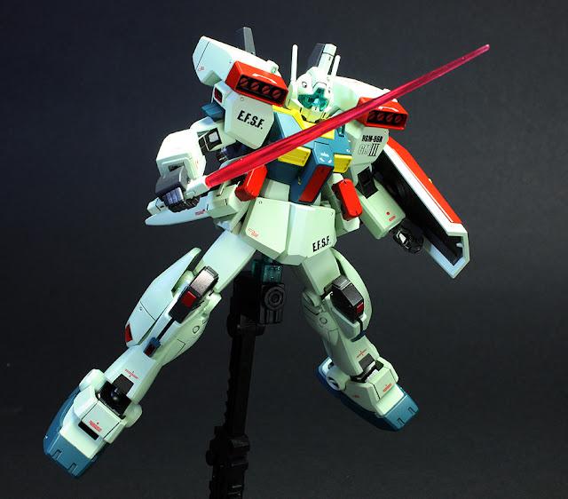 大光明株式會社: ZGMFXG's HGUC GM III