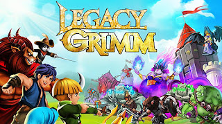 Legacy Grimm : Tap v1.0.6 Full Games RPG Online Updates for Android