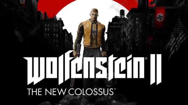 Wolfenstein 2 The New Colossus PC Game