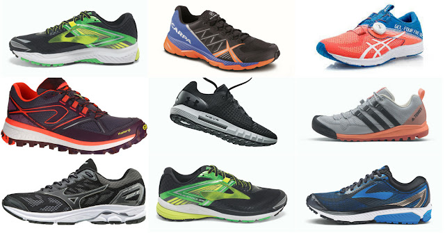 come scegliere le scarpe per correre