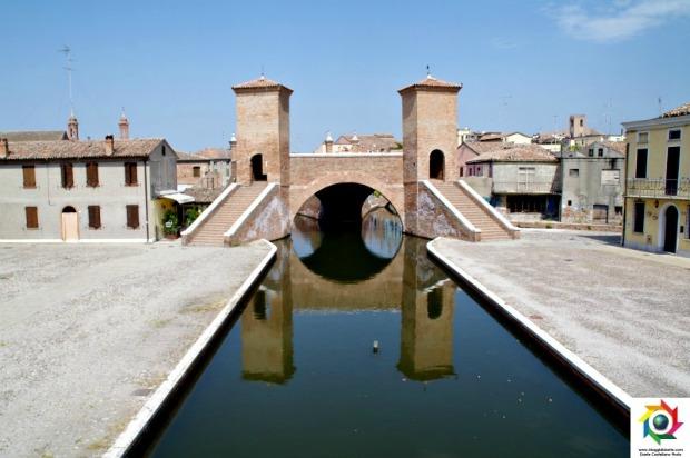 Ponte Trepponti Comacchio
