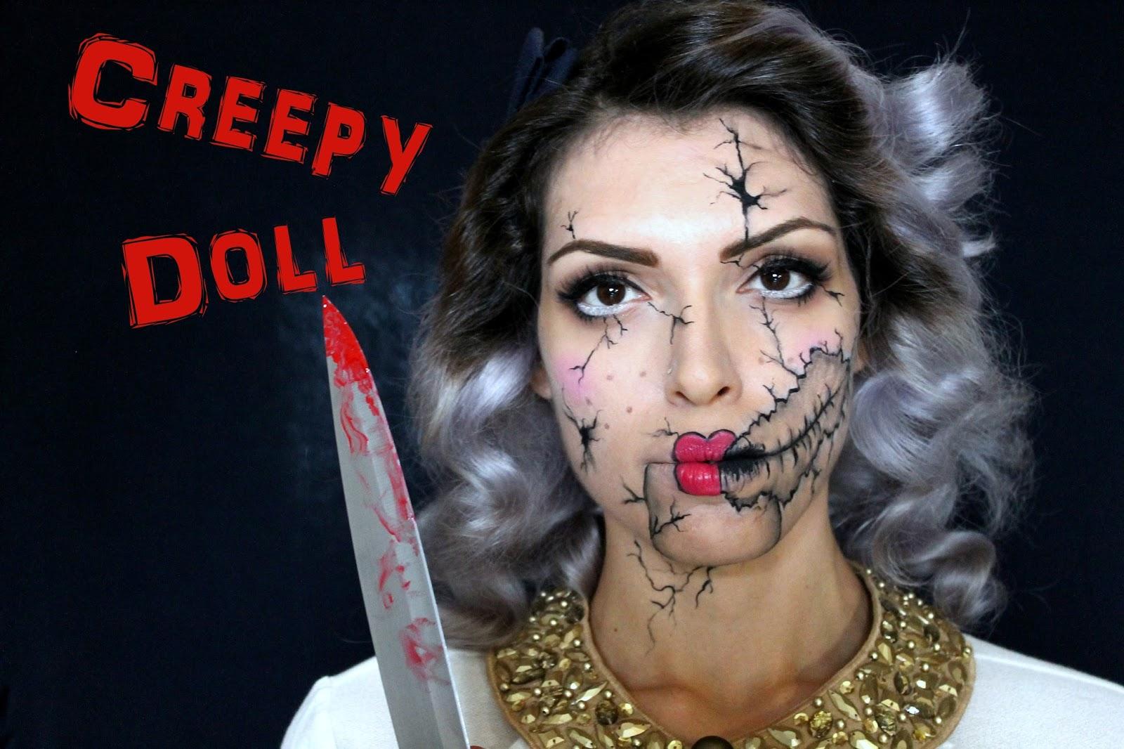 halloween makeup kiko