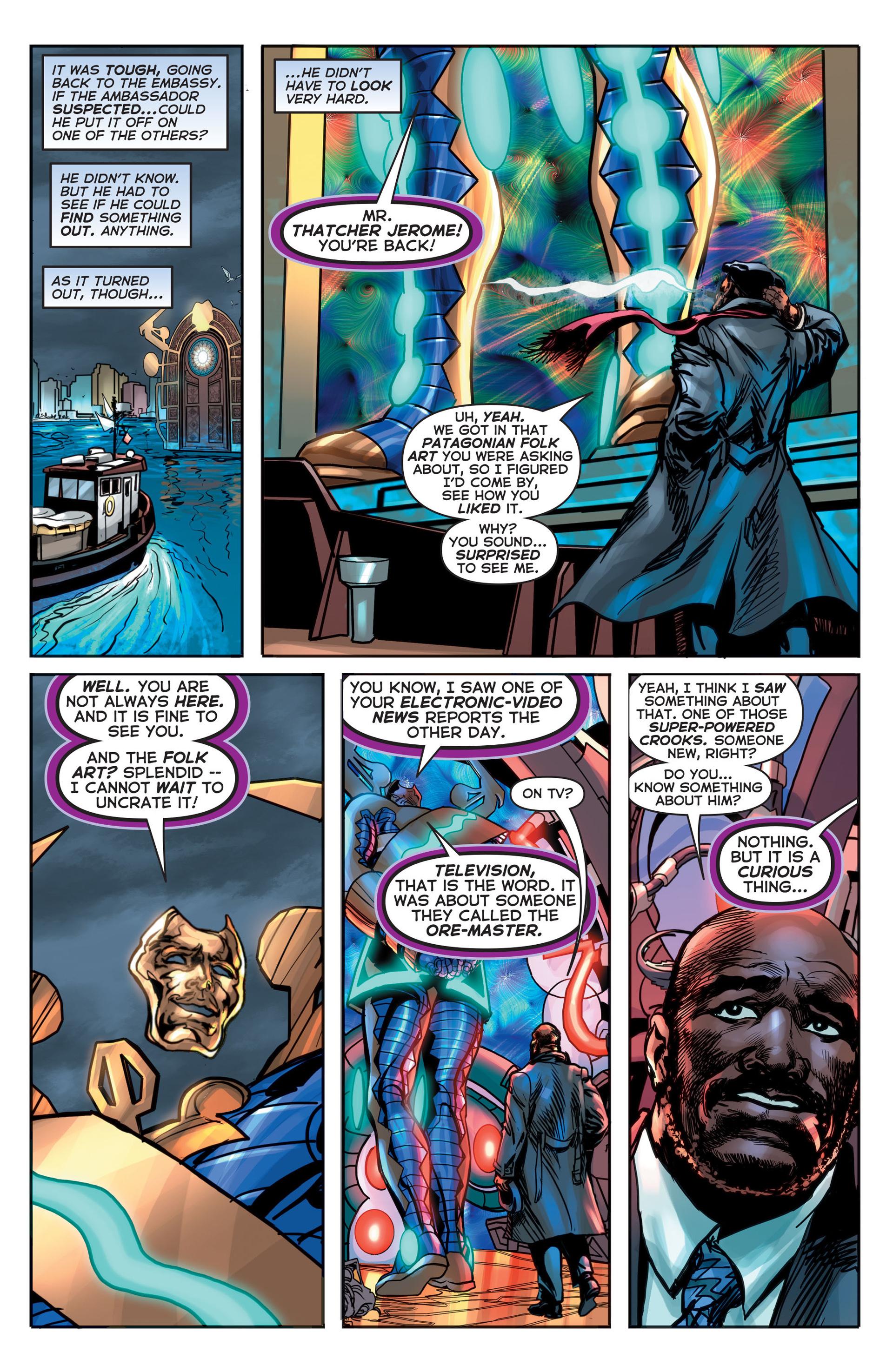 Read online Astro City comic -  Issue #6 - 16