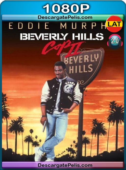 Superdetective en Hollywood II (1987) 1080P BRrip Latino – Ingles