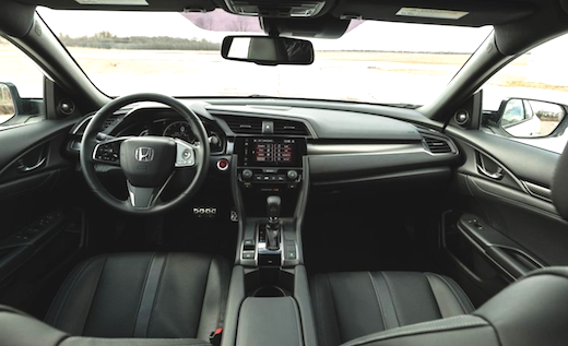2019 Honda Civic Hatchback Rumors