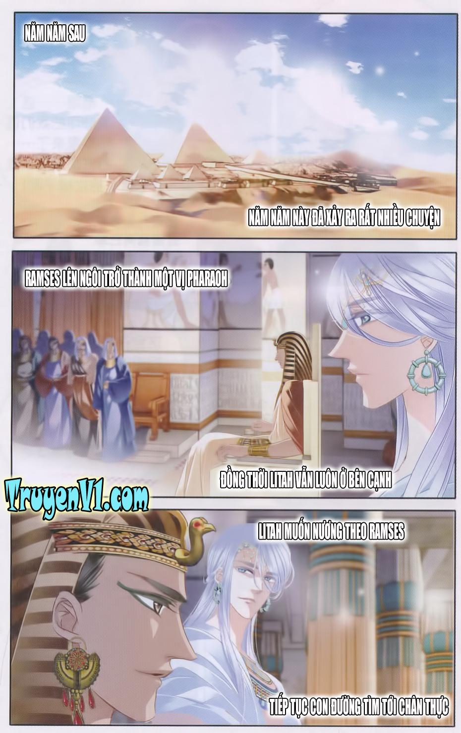 Sủng Phi Của Pharaoh Chap 28