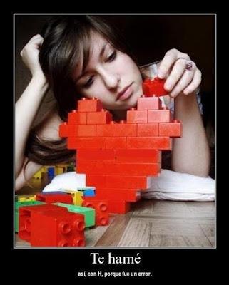 Desmotivacion amorosa, tristes mensajes de amor