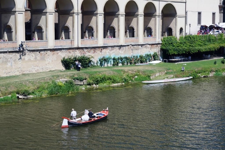 Euriental - luxury travel & style, Arno river, Florence, Italy