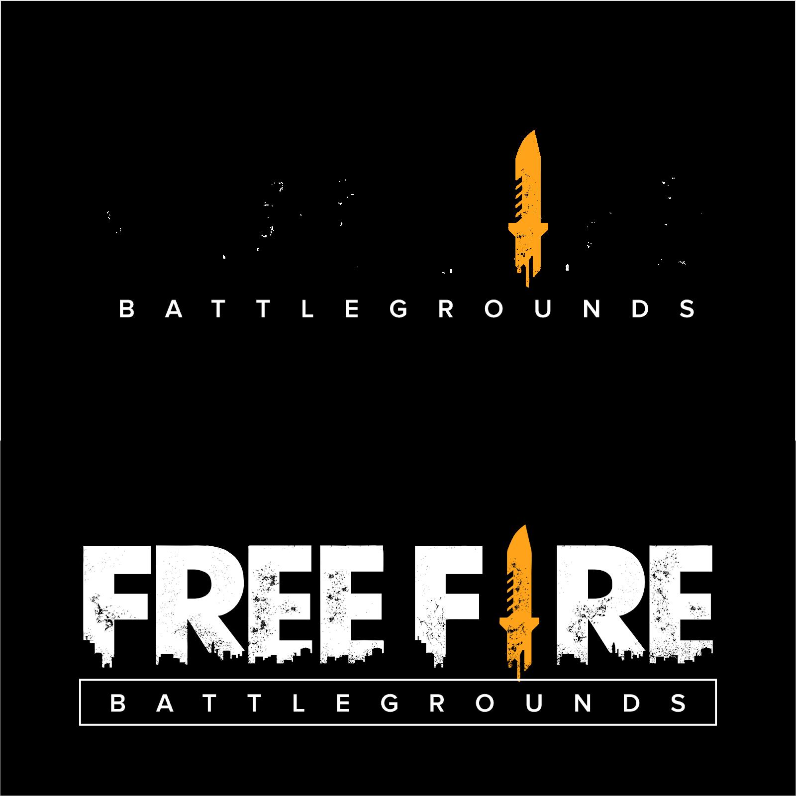 Garena Free Fire Logo Vector Cdr Free Download Blogovector