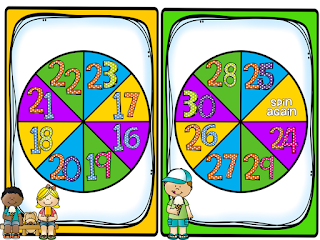 http://theteachingbug36.blogspot.com/2017/05/number-and-word-recognition-math-centers.html